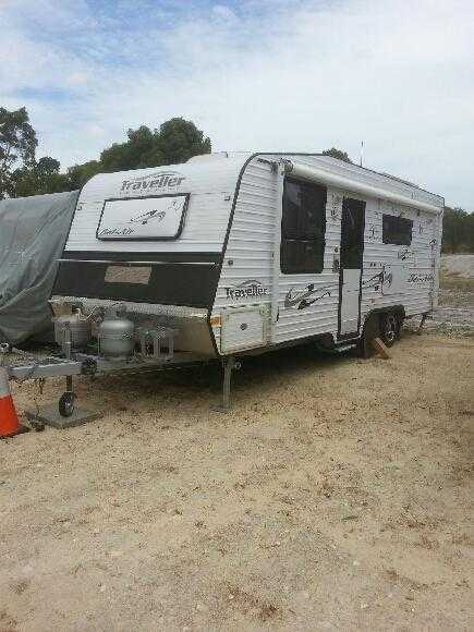 2010 Traveller Belair Caravan for sale WA Carine