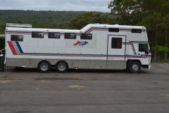 Volvo FL10 7 Horse Truck Horse Transport for sale NSW