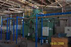 Plant and Equipment for sale VIC Powder Coating Line