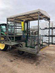 2010 FP HD 4 Row Automatic Transplanter for sale Lyndhurst Vic