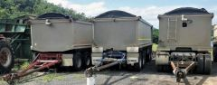 Hercules HEDT-4 3 x Aluminium Quad dog Trailers for sale Qld Mackay