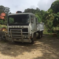 Volvo F10 Tipper Truck for sale NSW Tweed Heads