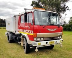 Hino FF172 Water Truck for sale Kemps Creek NSW