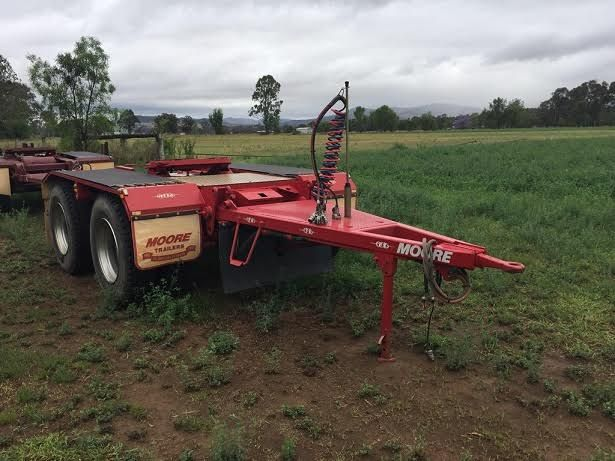 Moore 2014 2 x Trailers and 1 x Dolly Trailers for sale QLD Helidon