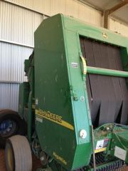 John Deere 467 Round Baler Farm Machinery for sale Vic