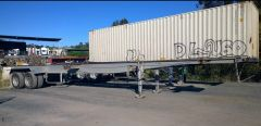 Freighter 40ft With 2 Way Pins Trailers for sale QLD Oxley