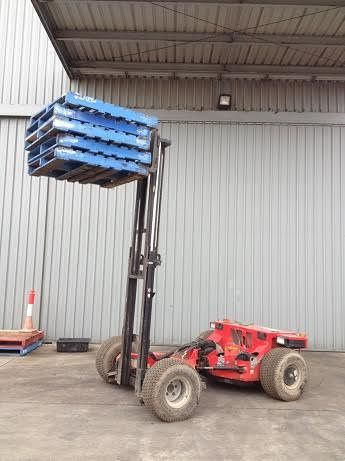 Palfinger Crayler Mobile Forklift Plant & Equipment for sale VIC