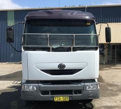 2002 Mack Midlum MV12 Crane truck for sale Shoalhaven Heads NSW