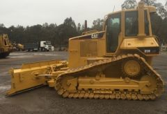 2005 Cat D5N LGP Dozer for sale Vic Wodonga