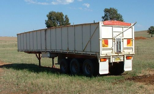 40ft Semi Tipper Trailer for sale Junee NSW REDUCED