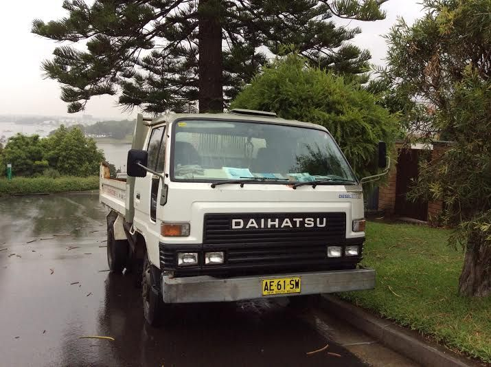 1989 Daihatsu Tipper Truck for sale NSW
