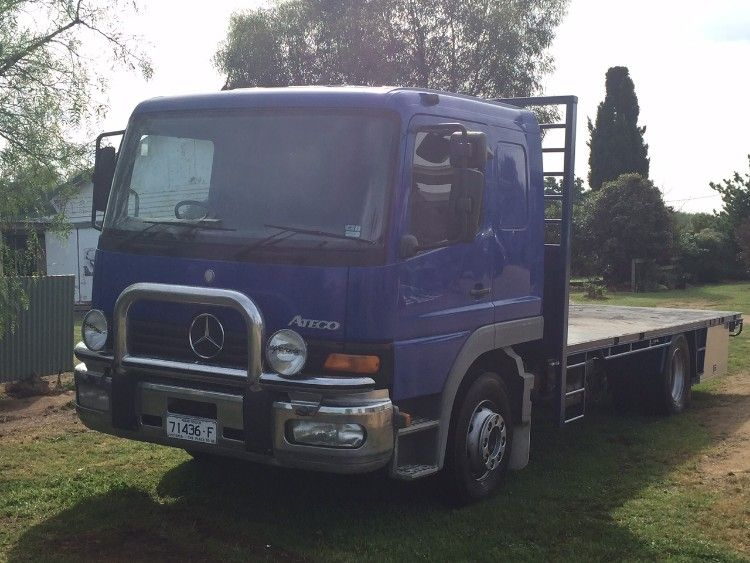 2002 Mercedes Benz Atego 1228 Truck for sale Vic