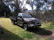 2001 XLT F250 Ute for sale NSW