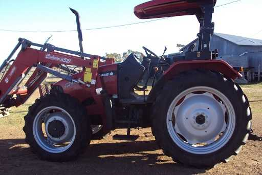 Tractor for sale QLD Case JX9OU Tractor