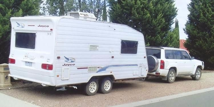 2003 Jayco Heritage Caravan for sale Vic