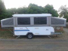 2014 Jayco Swan Caravan for sale Elmore Vic