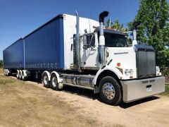 2013 Western Star 4800 FX Truck A & B Trailers for sale Vic Wangaratta