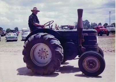 1949 Field Marshall 4429 Tractor for sale Warwick Qld