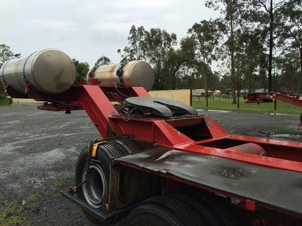 Lusty Allison 2 x 4 Low Loader Dolly Trailer for sale QLD