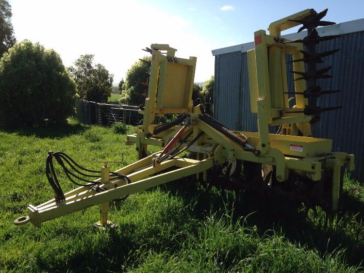 Aerway 20Ft Aerator Farm Machinery for sale Victoria