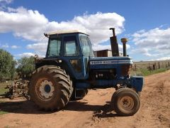 Ford 9700 Tractor for sale SA Booleroo