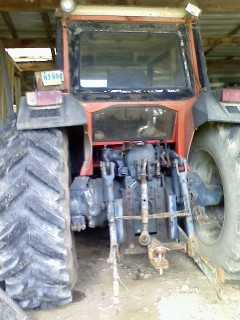 Massey Ferguson Case IH Same Tractors for sale Qld