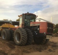 1993 Red Steiger Tractor for sale Quairading WA