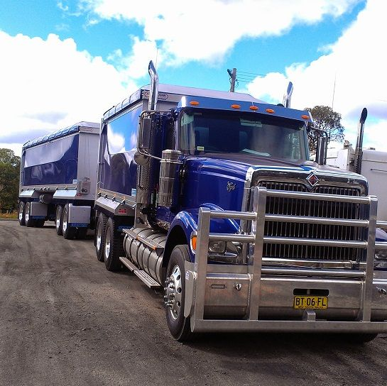 2010 International Truck and 2015 PBS Quad Dog for sale NSW