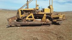 Caterpillar D4 6U Dozer Earth Moving Equipment for sale SA Tumby Bay