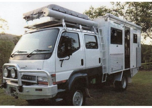 Simple Sale QLD Domino 1980 Motorhome  Reduced To Sell Motorhome For Sale