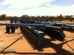Grizzly 2 Way Plough Farm Machinery for sale WA