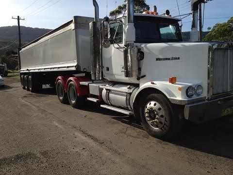 Western Star Prime Mover Truck & Hamelex Trailer for sale NSW