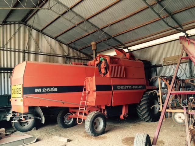 M2685 Header - Square Baler - International Header for sale SA