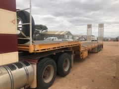 Armac 45ft Drop Deck Trailer for sale SA Ceduna