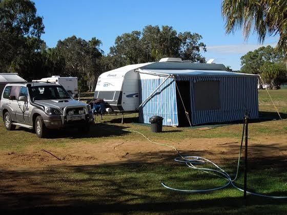 Franklin 19Ft 6 Inch Ensuite Caravan for sale QLD
