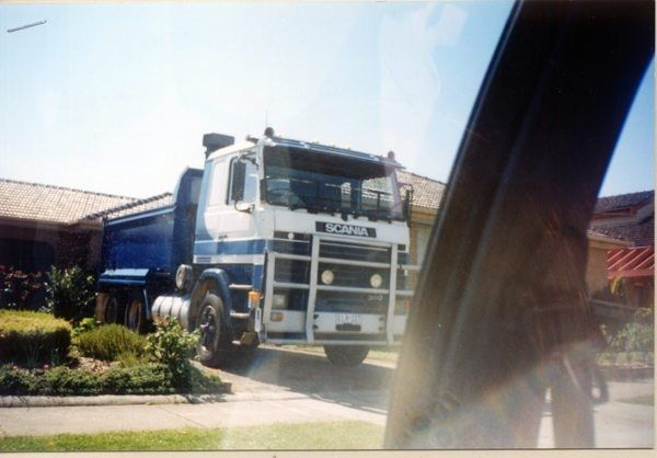 Scania P112 Road Ranger Tipper Truck for sale VIC Hoppers Crossing
