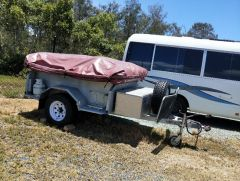 2012 MDC Off Road camper Trailer for sale Qld Deception Bay