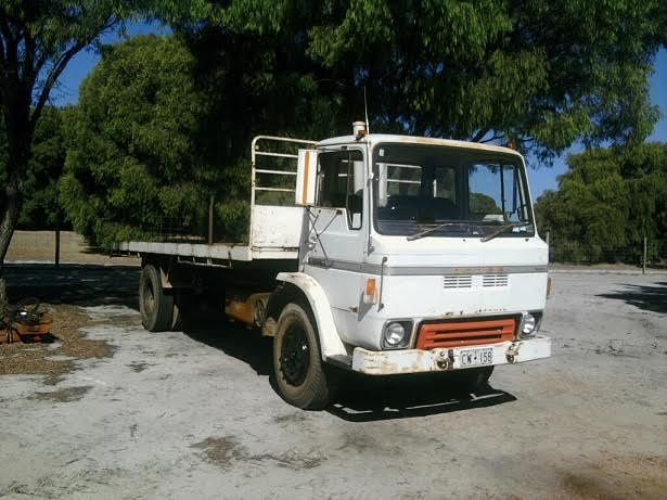Dodge D3F 650 8 Ton Truck for sale WA Margaret River
