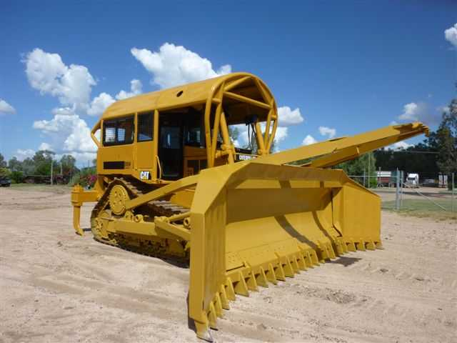 D6H Series 2 Dozer Earthmoving equipment for sale Mungindi NSW