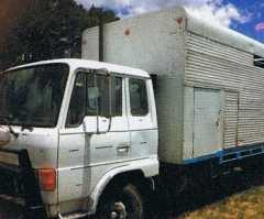 Horse Transport for sale NSW Hino FD 5 Bay Horse Truck