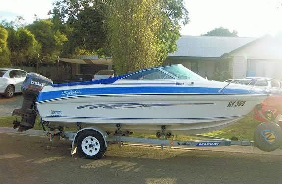 2004 Haines Signature Boat and Marine for sale Vic