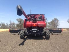 Case 8120 Header Farm Machinery for sale NSW
