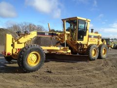Caterpillar 12G Grader Earth-Moving Equipment for sale Vic