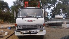 1987 Hino 8 T Tray truck for sale Mt Barker SA