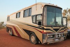 Dennings Motor Home For Sale WA Goomalling
