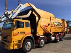 Compactor Iveco Acco 2350 Truck for sale Vic