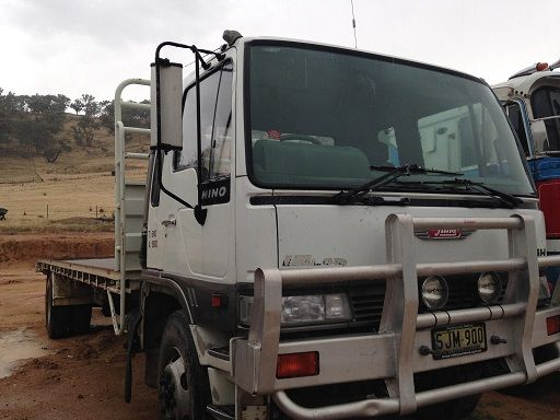 1992 Hino Super Eagle Truck for sale NSW Adelong